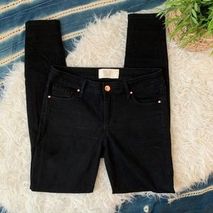 Rachel Roy Denim | Icon Skinny Black Jeans Stretch